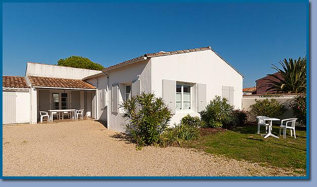 Les oyats locations de vacances la couarde sur mer for Classement constructeur maison individuelle